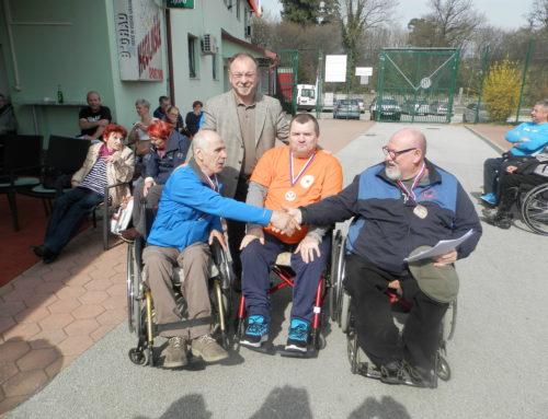3. turnir v kegljanju paraplegikov Občine Slovenska Bistrica