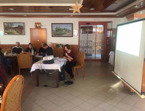 Usposabljanje osebnih asistentov in uporabnikov
