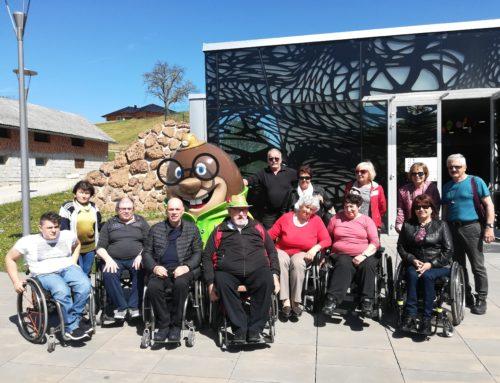 Medgeneracijsko srečanje članic Aktiva žena s članicami in člani Društva paraplegikov Podravja