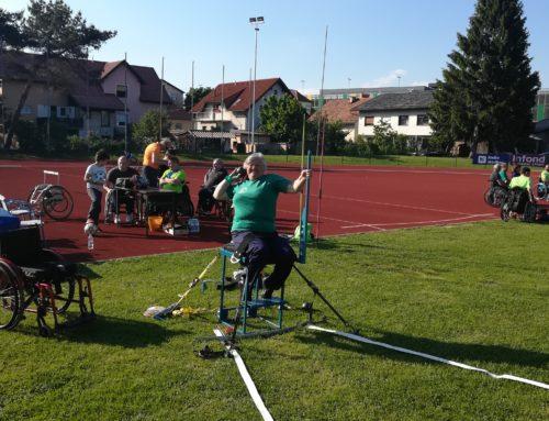 Janežič Marta najboljša v metanju krogle na 1. kolu lige ZPS v atletiki