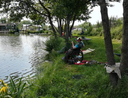 Ekipa DPPP osvojila 1. mesto na 3. kolu lige ZPS v športnem ribolovu