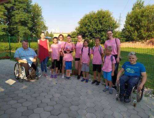 Otroci zaposlenih podjetja Saubermacher – komunala d.o.o. obiskali naše društvo