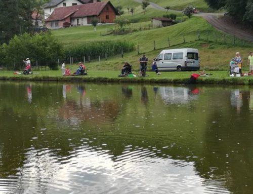Na 2. kolu društvene ribičije ponovno najboljši Slavko Dunaj