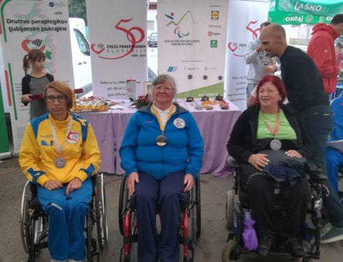V Ljubljani potekal 50. jubilejni memorial profesorja Bojana Hrovatina in odprto državno prvenstvo v atletiki