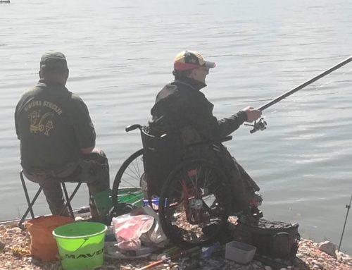 Na tekmovalni trasi Sava Brežice potekalo Državno prvenstvo v lovu rib s plovcem za leto 2019