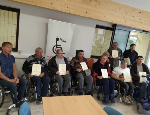 Mednarodni dan duševnega zdravja in brezdomstva obeležili s srečanjem invalidskih organizacij v MOMS