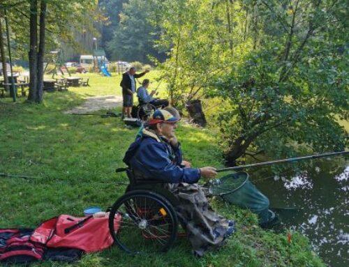 Na ribniku Brestanica potekal 16. memorial Vlada Čurčija v športnem ribolovu