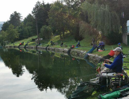 Osvojeni bron na Državnem prvenstvu v lovu rib s plovcem