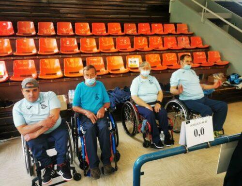Z 2. krogom kegljaške lige potekalo tudi državno prvenstvo veteranov in 21. memorial Petra Zdovca