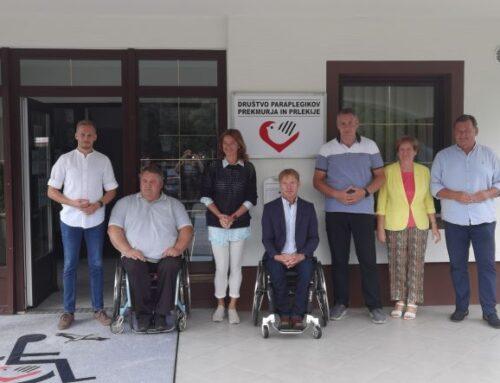 Obisk društva predsednice SD Tanje Fajon