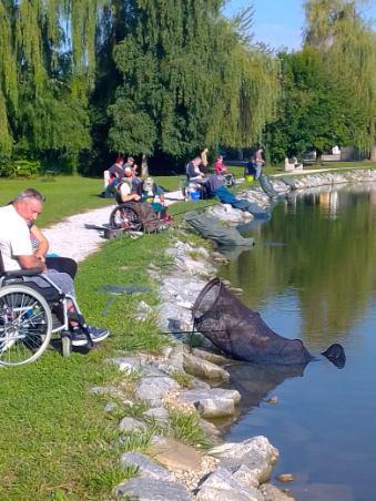 V Ormožu je potekala 3. društvena tekma v ribolovu